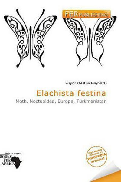 ELACHISTA FESTINA