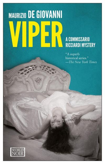 Viper: A Commissario Ricciardi Mystery