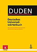 Duden - Deutsches Universalwörterbuch: Das um ...