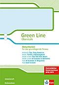 Green Line Oberstufe / Abiturthemen für das grundlegende Niveau, Zentralabitur Niedersachsen 2018/2019: Klasse 11/12 (G8) ; Klasse 12/13 (G9) / - Arbeitsheft