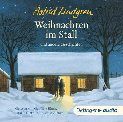 Weihnachten im Stall und andere Geschichten (CD)
