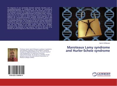 Maroteaux Lamy syndrome and Hurler-Scheie syndrome