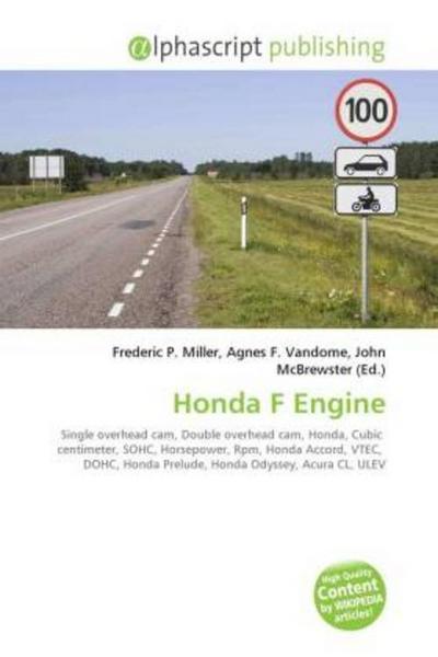 Honda F Engine