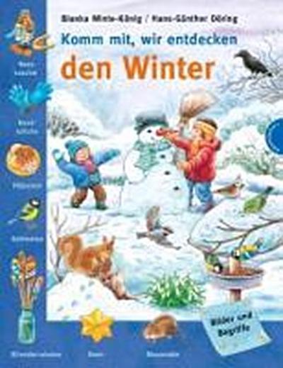 Komm mit, wir entdecken den Winter - Bilder u ...