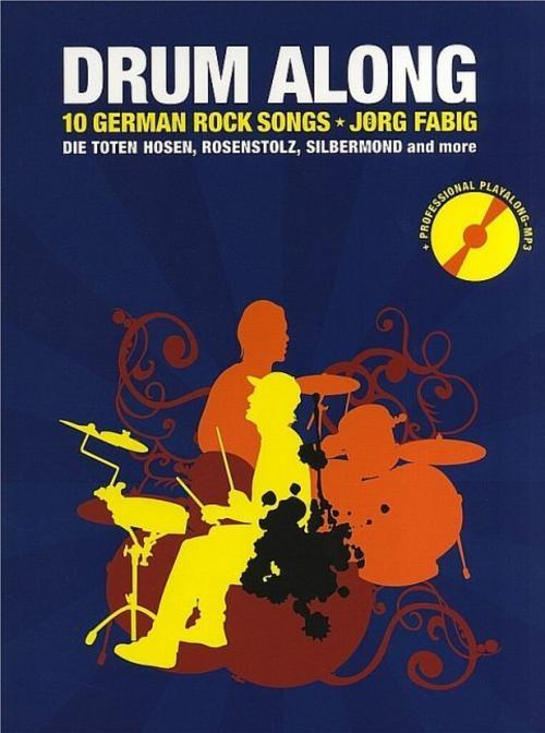 Drum Along IV - 10 German Rock Songs