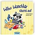 Wibo Waschbär räumt auf
