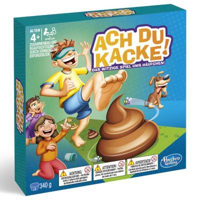 Hasbro Gaming E2489 Don`t Step In It Gesellschaftsspiel - Hasbro - Spielzeug, Deutsch, , Das witzige Spiel ums Häufchen!, Das witzige Spiel ums Häufchen!