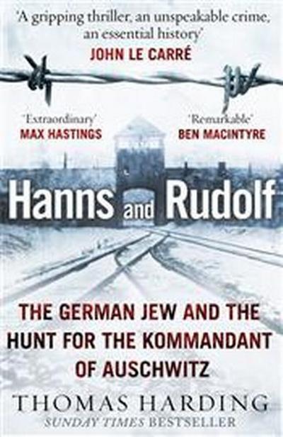 Hanns and Rudolf, English edition