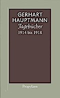 Tagebücher 1914 - 1918