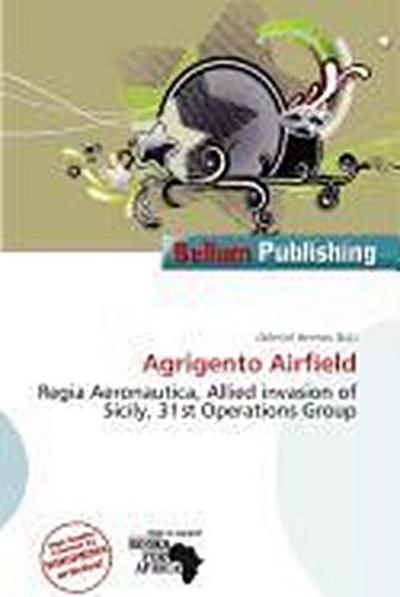 AGRIGENTO AIRFIELD