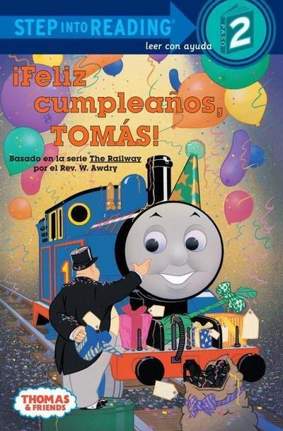 Feliz Cumpleanos, Tomas! (Thomas & Friends)