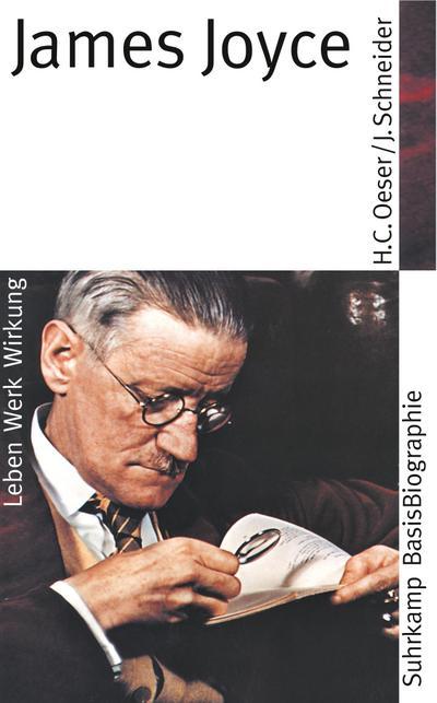 James Joyce (Suhrkamp BasisBiographien)