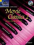 Movie Classics, für Klavier, m. Audio-CD. Vol ...