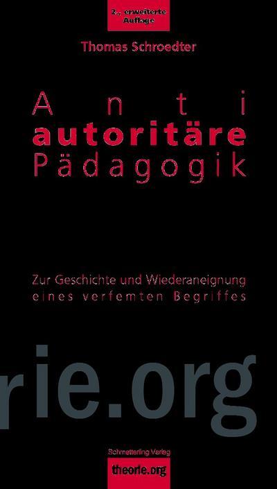 Antiautoritäre Pädagogik: Eine Einführung