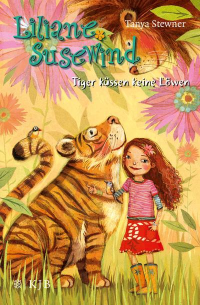 Liliane Susewind - Tiger küssen