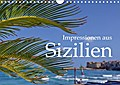 9783665915681 - k. A. M. Polok: Impressionen aus Sizilien (Wandkalender 2018 DIN A4 quer) - Eine Reise durch Sizilien. (Monatskalender, 14 Seiten ) - كتاب