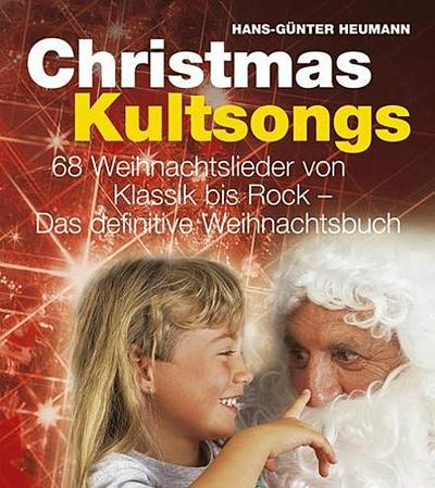 Hans-Gunter Heumann: Christmas Kultsongs - Begleit-CD - 123Noten - Elektronik, Deutsch| Englisch, Hans-Günter Heumann, 66 Weihnachtslieder von Klassik bis Rock, 66 Weihnachtslieder von Klassik bis Rock
