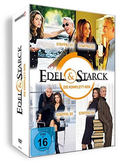 Edel & Starck - Komplettbox 1-4