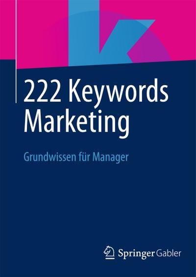 222-keywords-marketing-grundwissen-fur-manager