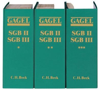 Sozialgesetzbuch (SGB) III, Arbeitsförderung, Kommentar, 2 Ordner (Pflichtabnahme)
