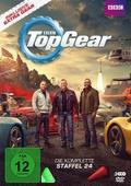 Top Gear - Die komplette Staffel 24 inkl. Extra Gear