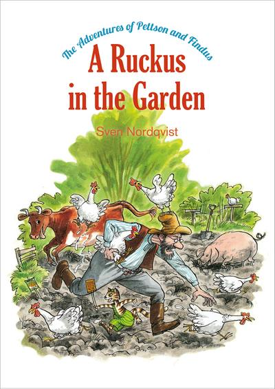 a-ruckus-in-the-garden-the-adventures-of-pettson-and-findus, 11.65 EUR @ regalfrei-de