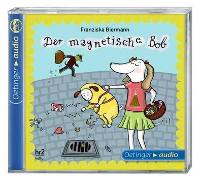 Der magnetische Bob (CD): Szenische Lesung, 26 min.