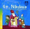 St. Nikolaus. Geschichten und Lieder vom Sche ...
