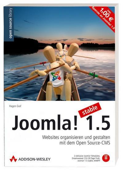 joomla-1-5-mit-3-exklusiven-templates-allen-buchbeispielen-und-dreamweaver-8-trial-auf-cd-websi