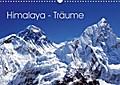 9783665915469 - Andreas Prammer: Himalaya - Träume (Wandkalender 2018 DIN A3 quer) - Die höchsten Gipfel der Erde erleben Sie auf beeindruckende Art und Weise im wunderschönen Nepal. (Monatskalender, 14 Seiten ) - كتاب