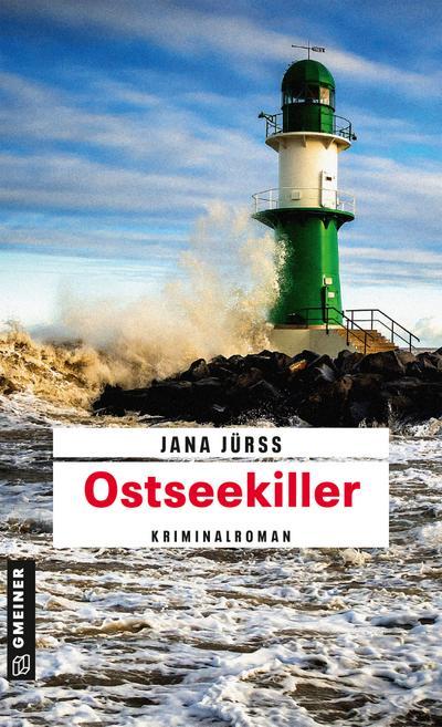 Ostseekiller  Kriminalroman  Kriminalromane im GMEINER-Verlag  Deutsch