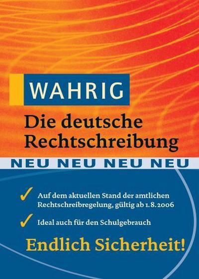 wahrig-die-deutsche-rechtschreibung
