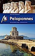 Peloponnes: Reiseführer mit vielen praktische ...