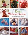 Kleine Weihnachtsdeko: zum Stricken und Häkel ...