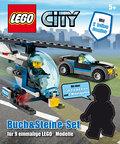 LEGO City Buch & Steine-Set: für 9 einmalige  ...