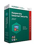 Kaspersky Internet Security 2017 (Code in a Box). Für Windows Vista/7/8/8.1/10/MAC/Android/iOs