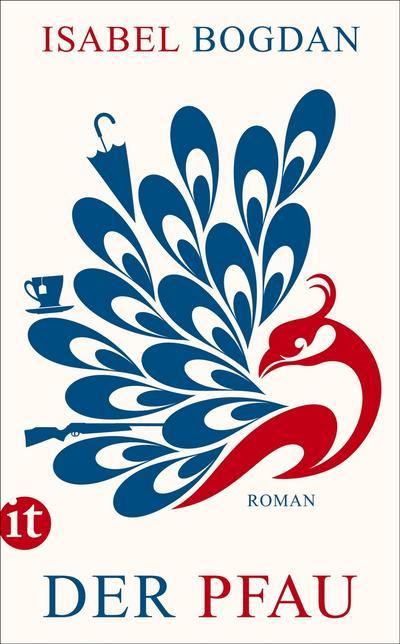 der-pfau-roman-insel-taschenbuch-