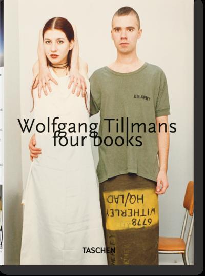 Wolfgang Tillmans. four books. 40th Anniversary Edition (QUARANTE)