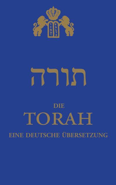 die-torah-eine-deutsche-ubersetzung
