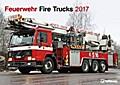 Feuerwehr 2017 A3 Wandkalender