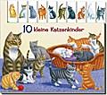 Registerbuch 10 kleine Katzenkinder