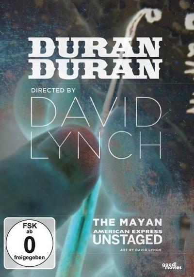 Duran Duran - Unstaged, Directed by David Lynch - Indigo - DVD, Englisch| Deutsch, Simon Le Bon, Deutsch, Deutsch