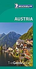 Michelin The Green Guide Austria; MICHELIN Gr ...