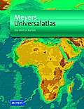 Meyers Universalatlas: Die Welt in Karten (Me ...