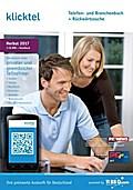 klickTel Telefon- und Branchenbuch inkl. Rückwärtssuche Herbst 2017. Für Windows Vista/7/8/10