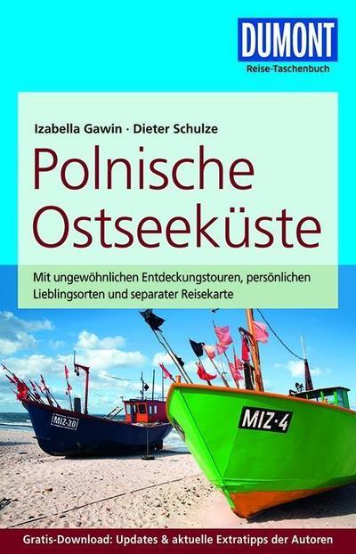 DuMont Reise-Taschenbuch Reiseführer Polnische Ostseeküste: mit Online-Updates als Gratis-Download