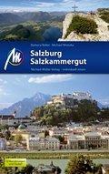 Salzburg & Salzkammergut: Reisehandbuch mit v ...