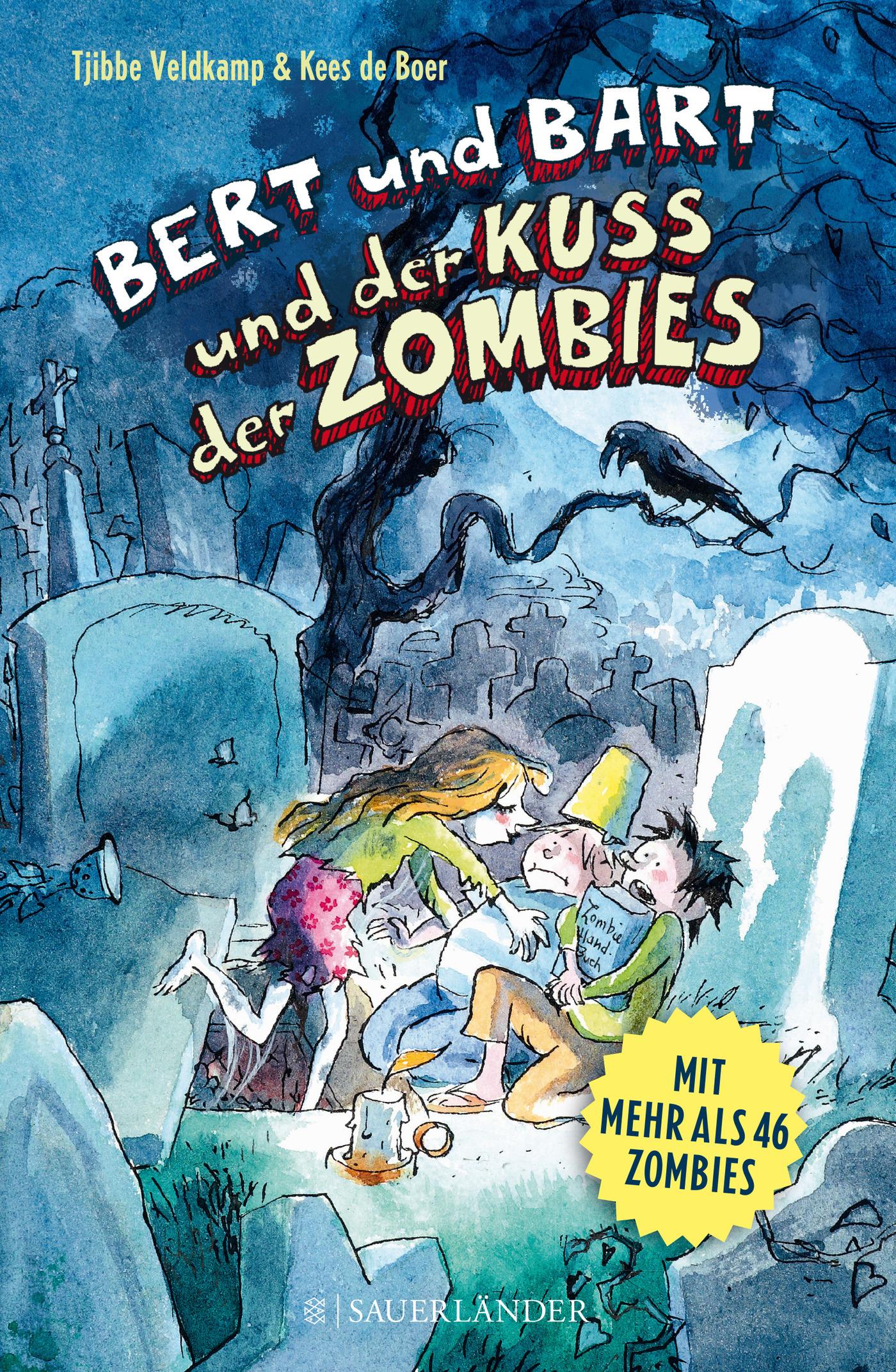 Bert-und-Bart-und-der-Kuss-der-Zombies-Tjibbe-Veldkamp