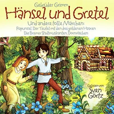 Hänsel Und Gretel / Gebrüder Grimm - Zyx Music (ZYX) - Audio CD, Deutsch, Jacob Grimm, ,