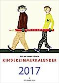 Wolf und Leonard Erlbruchs Kinderzimmerkalender 2017